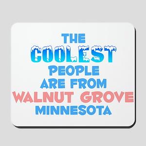 Coolest: Walnut Grove, MN Mousepad