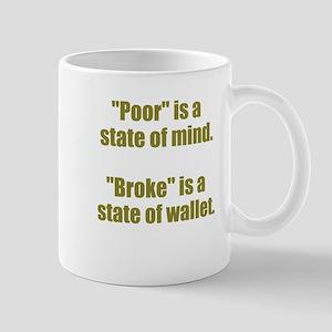State Of Wallet Mugs
