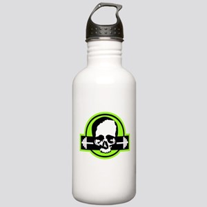 skull and barbell Stainless Water Bottle 1.0L