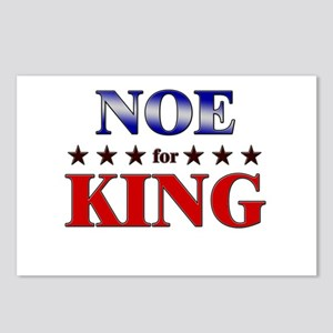 NOE for king Postcards (Package of 8)