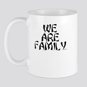 We Are Family (2) - TuneTitles Mug