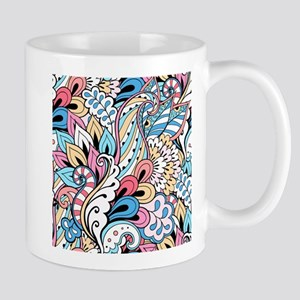 Colorful Abstract 11 oz Ceramic Mug
