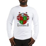 O'Naughton Family Crest Long Sleeve T-Shirt