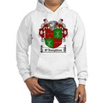 O'Naughton Family Crest Hooded Sweatshirt