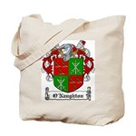 O'Naughton Family Crest Tote Bag