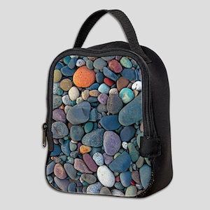 Beach Rocks Neoprene Lunch Bag