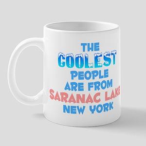 Coolest: Saranac Lake, NY Mug
