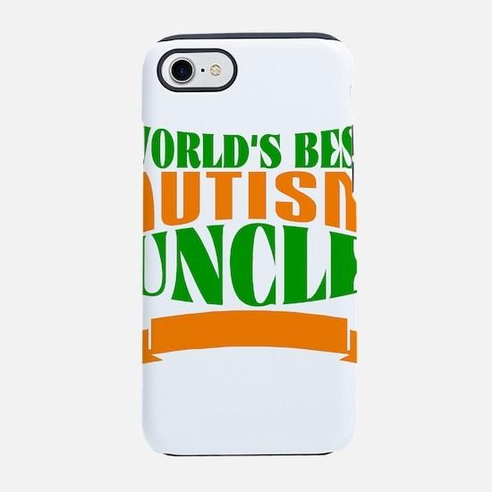Autism uncle iPhone 8/7 Tough Case