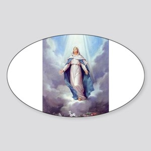 Blessed Virgin Mary Sticker