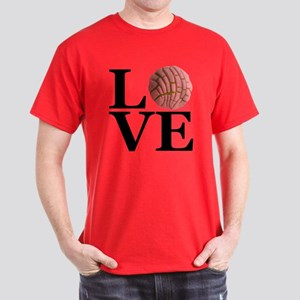 LOVE Concha De Fresa Dark T-Shirt