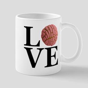 LOVE Concha De Fresa 11 oz Ceramic Mug