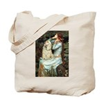 Ophelia / Cocker Spaniel (buff) Tote Bag