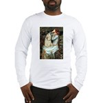 Ophelia / Cocker Spaniel (buff) Long Sleeve T-Shir