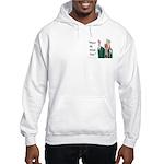 Pope John Paul II Hooded Sweatshirt