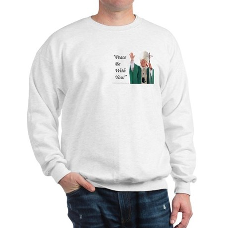 Pope John Paul II Sweatshirt