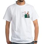 Pope John Paul II White T-Shirt