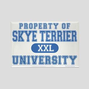 Skye Terrier U. Rectangle Magnet (10 pack)