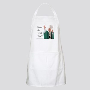 Peace Be With You! BBQ Apron