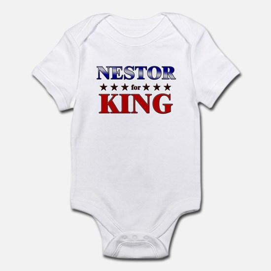 NESTOR for king Infant Bodysuit