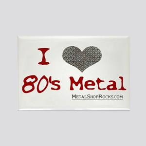 80's Metal Magnet