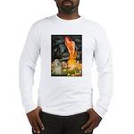 Midsummer / Cocker Spaniel Long Sleeve T-Shirt