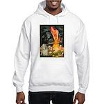 Midsummer / Cocker Spaniel Hooded Sweatshirt