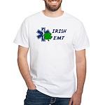 Irish EMT White T-Shirt