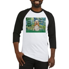 Bridge / Cocker Spaniel (buff) Baseball Jersey
