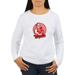 Red Panda Women's Long Sleeve T-Shirt