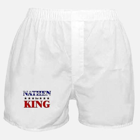 NATHEN for king Boxer Shorts