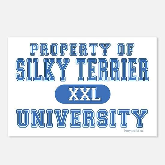 Silky Terrier U. Postcards (Package of 8)