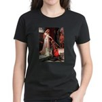 Accolade / Cocker Spaniel Women's Dark T-Shirt