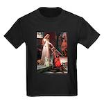 Accolade / Cocker Spaniel Kids Dark T-Shirt