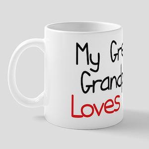My Great Grandpa Loves Me Mug