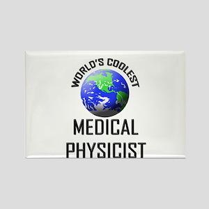 World's Coolest MEDICAL PHYSICIST Rectangle Magnet