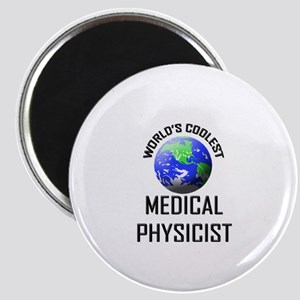 World's Coolest MEDICAL PHYSICIST Magnet