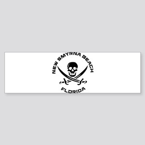 Florida - New Smyrna Beach Bumper Sticker