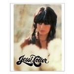 Vintage Jessi Small Poster