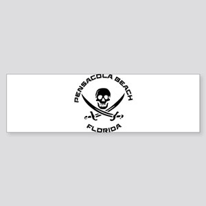 Florida - Pensacola Beach Bumper Sticker