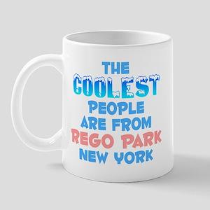 Coolest: Rego Park, NY Mug