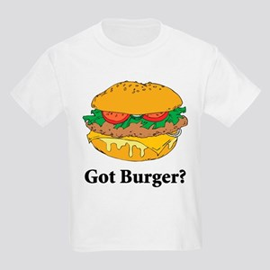 Got Burger Kids Light T-Shirt