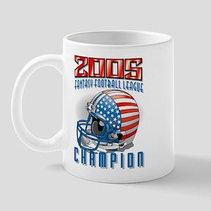 Fantasy Football Champ 2005 Mug