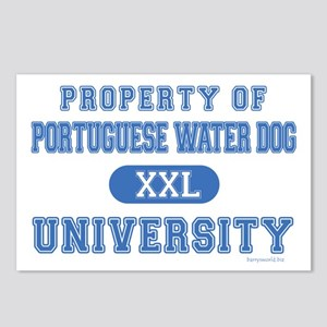 P.W.D. University Postcards (Package of 8)