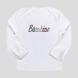 Bambino-FlagColors Long Sleeve T-Shirt