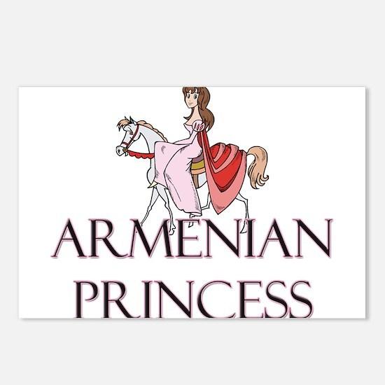 Armenian Princess Postcards (Package of 8)