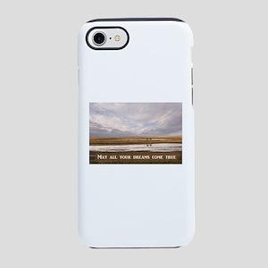 Dreams come true iPhone 8/7 Tough Case