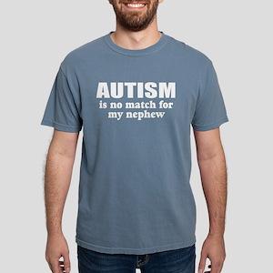Autism vs my nephew Women's Dark T-Shirt