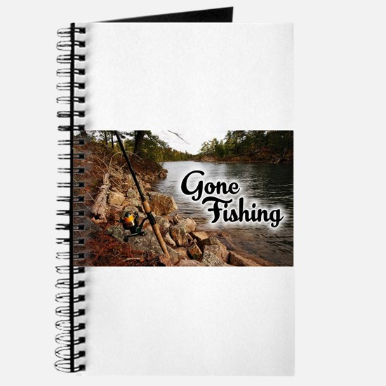 Gone Fishing Journal