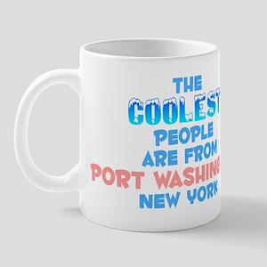 Coolest: Port Washingto, NY Mug
