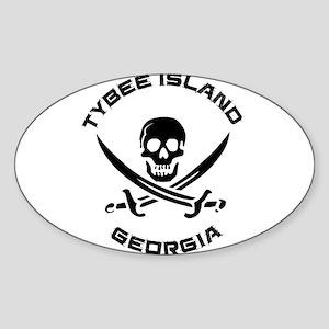Georgia - Tybee Island Sticker